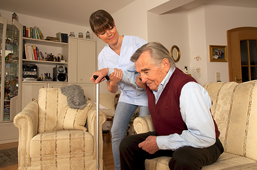 Home Care | Hidden Springs Senior Living |